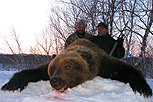 KAMCHATKA BEAR HUNT